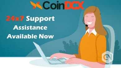 Photo of CoinDCX Exchange Launches 24×7 Support Assistance System For Users