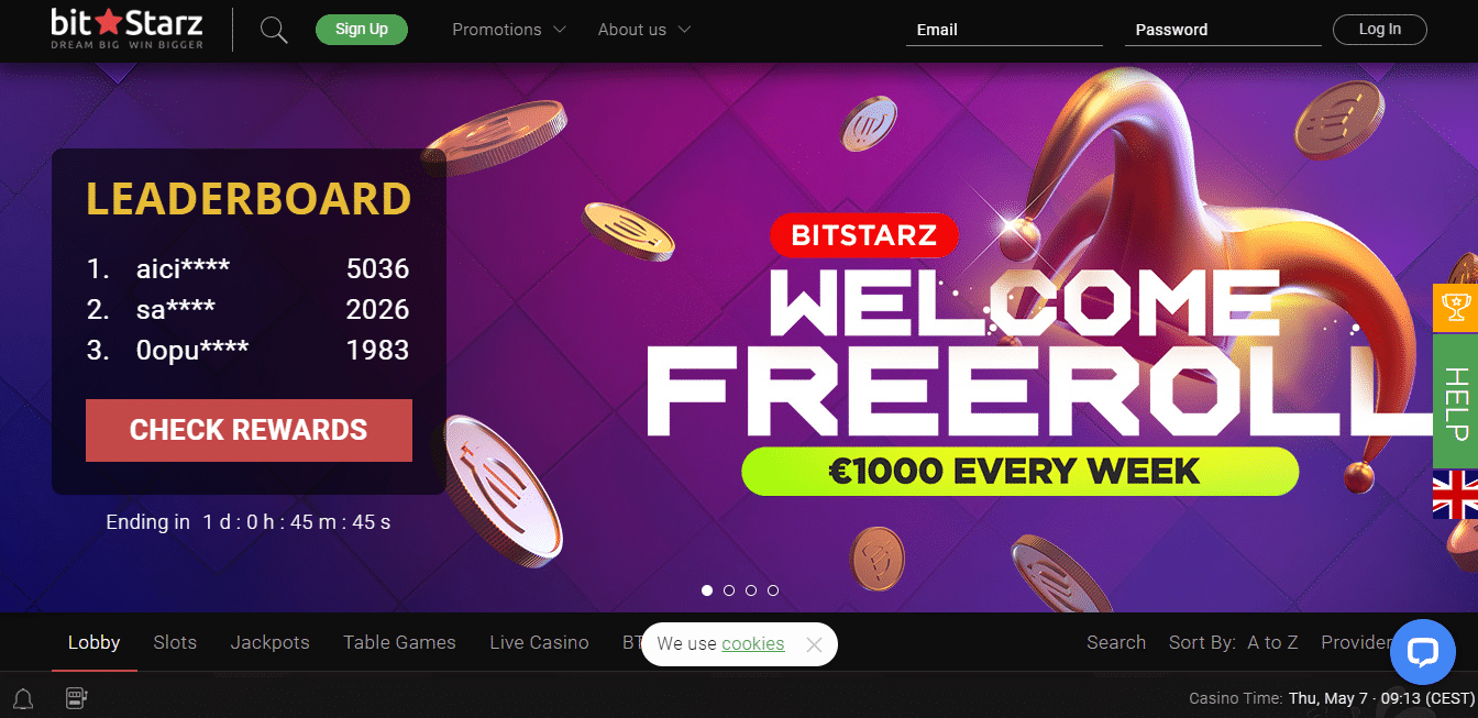 Best Bitcoin casinos - Bitstarz