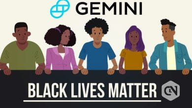 Photo of Gemini Join Black Lives Matter, will Provide Economic Support to Organizations Helping Black Community
