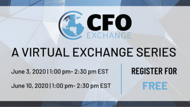 Photo of Join Executives From Swissre Insurance, Covestro, United States Air Force, and More for the Free CFO Exchange Virtual Series