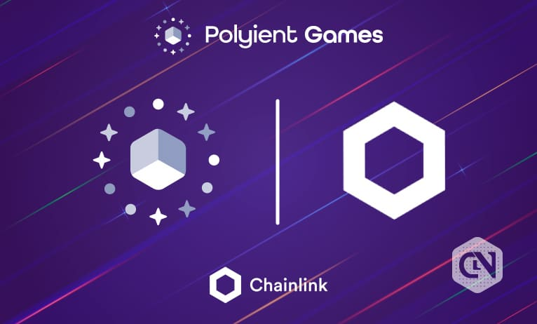 Polyient Games partners with Chainlink