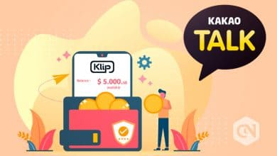 Photo of Klip Wallet Launched Within KakaoTalk Messenger App