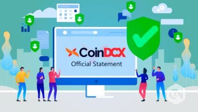 Photo of CoinDCX Gives Clarification On Network Hacking Case; Assures Safety of Customers Funds