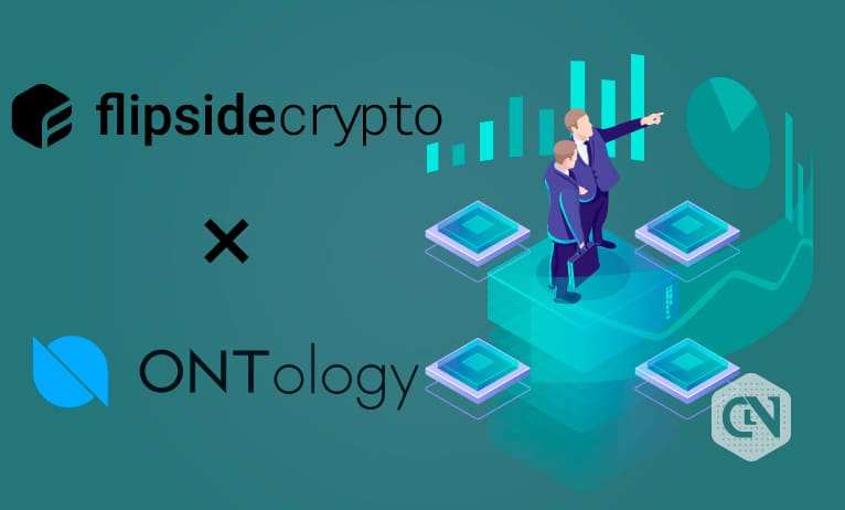 Ontology Announces It's Partnership With Flipside Crypto