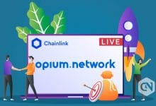 Photo of Opium Exchange Goes Live, Consuming Chainlink's Price Reference Data