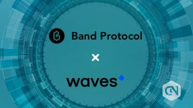 Photo of Waves Join Hands with Band Protocol to Power New-age App Development