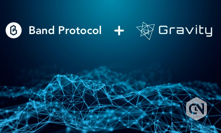 Gravity Hub Partners With Band Protocol