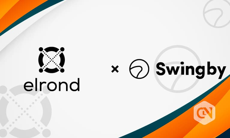Elrond Mainnet Partners With Swingby
