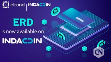 Photo of Elrond now available on Indacoin via Visa And Mastercard