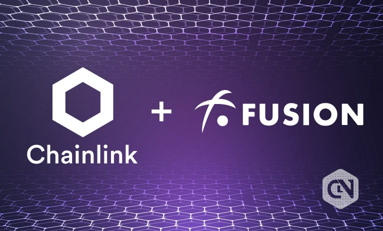 Fusion Teams Up With Chainlink
