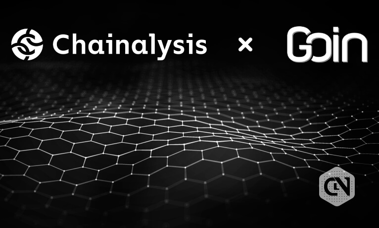 Chainalysis announces its partnership with GOin