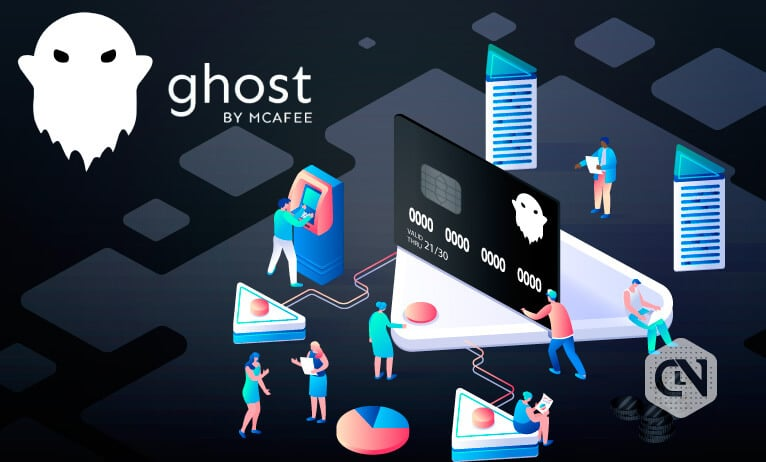 Ghost Debit Card By McAfee
