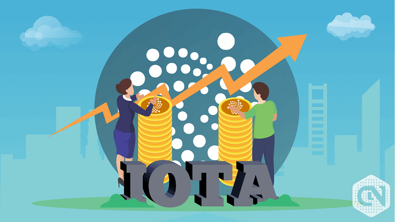 Photo of IOTA Retreats to 5-Month High for the 2nd Time in 2 Weeks