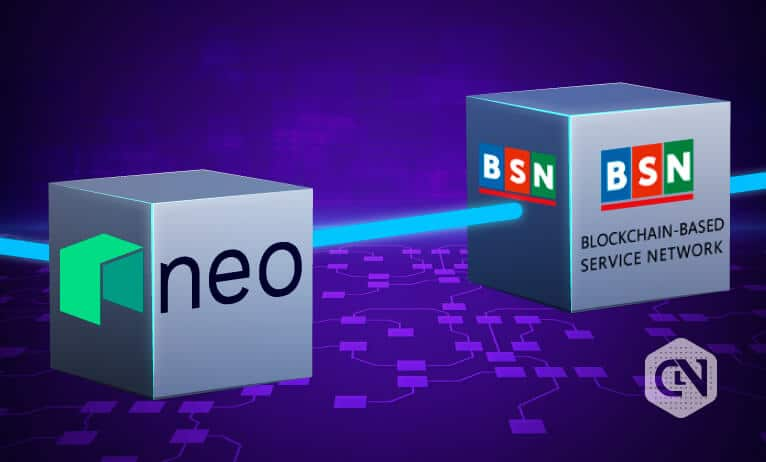 Neo Partners with China's Blockchain-based Services Network