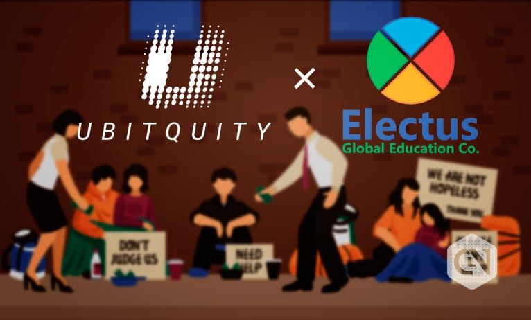 Ubitquity LLC Partners with Electus Global Education