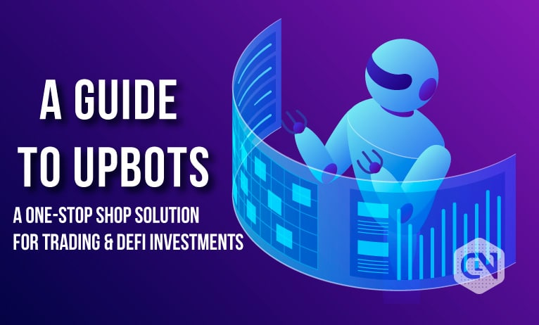 Upbots—A One-Stop Shop Solution for Trading