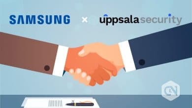 Photo of Samsung Collaborates with Uppsala Security