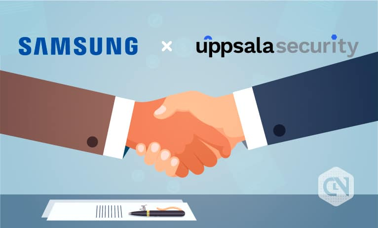 Samsung Joins Hands with Uppsala Security