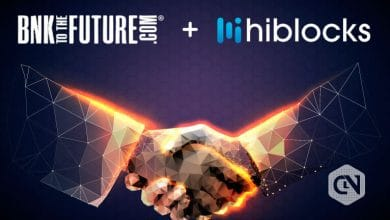 Photo of hiblocks Joins Hands With BNK TO THE FUTURE