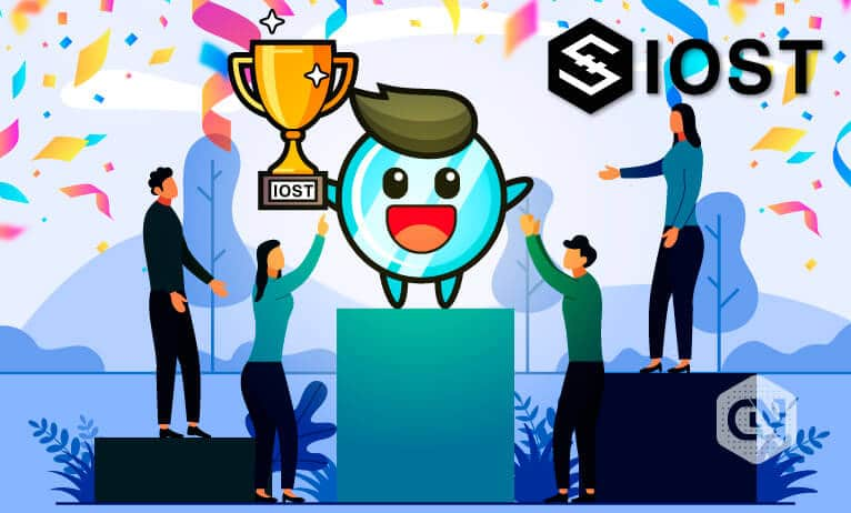 IOST Grabs First Place in Popular Coin Voting by Huobi Japan