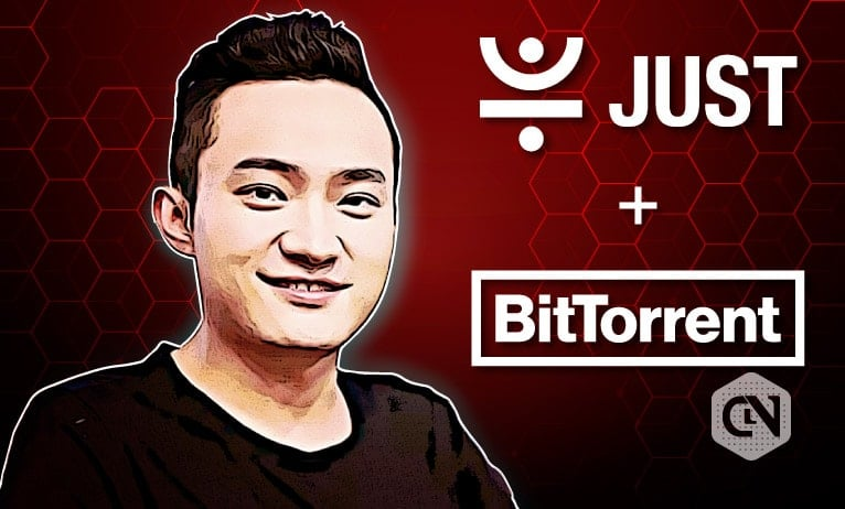 JUST and BitTorrent Join Hands