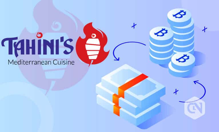 Tahinis Restaurants Convert Entire Cash Reserves into Bitcoin