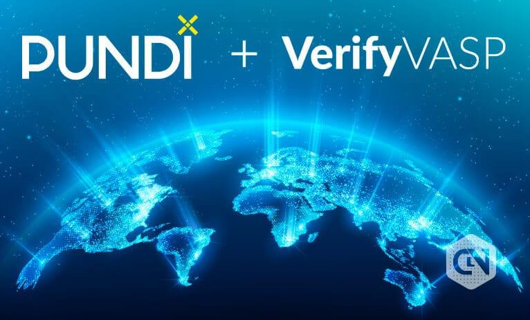 Pundi X sekarang menjadi anggota aliansi VerifyVASP