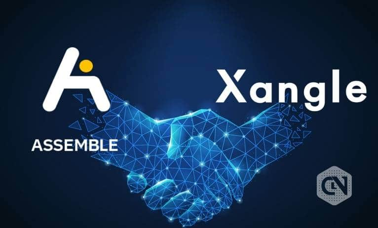 ASSEMBLE Protocol Announces Strategic Partnership with Xangle