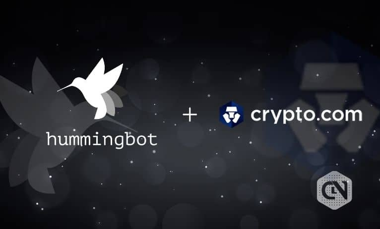 Hummingbot Partners with Crypto.com
