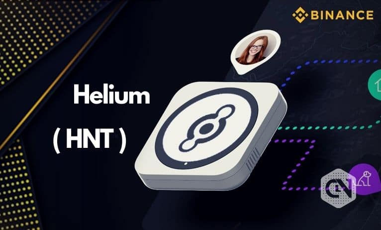 Binance Lists Helium's HNT on Its Platform