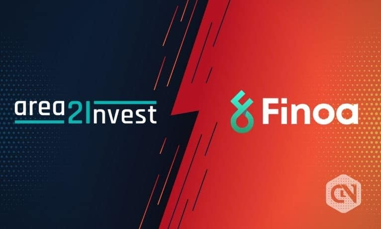 Area2invest and Finoa Join Hands