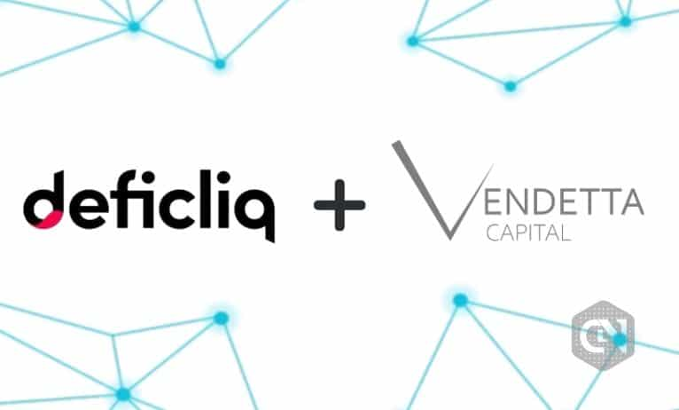 Deficliq Strike Investment Partnership with Vendetta Capital