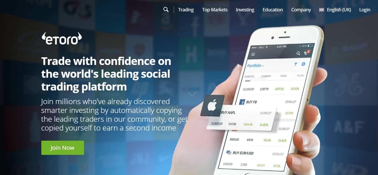 eToro Review - World's Leading Social Platform