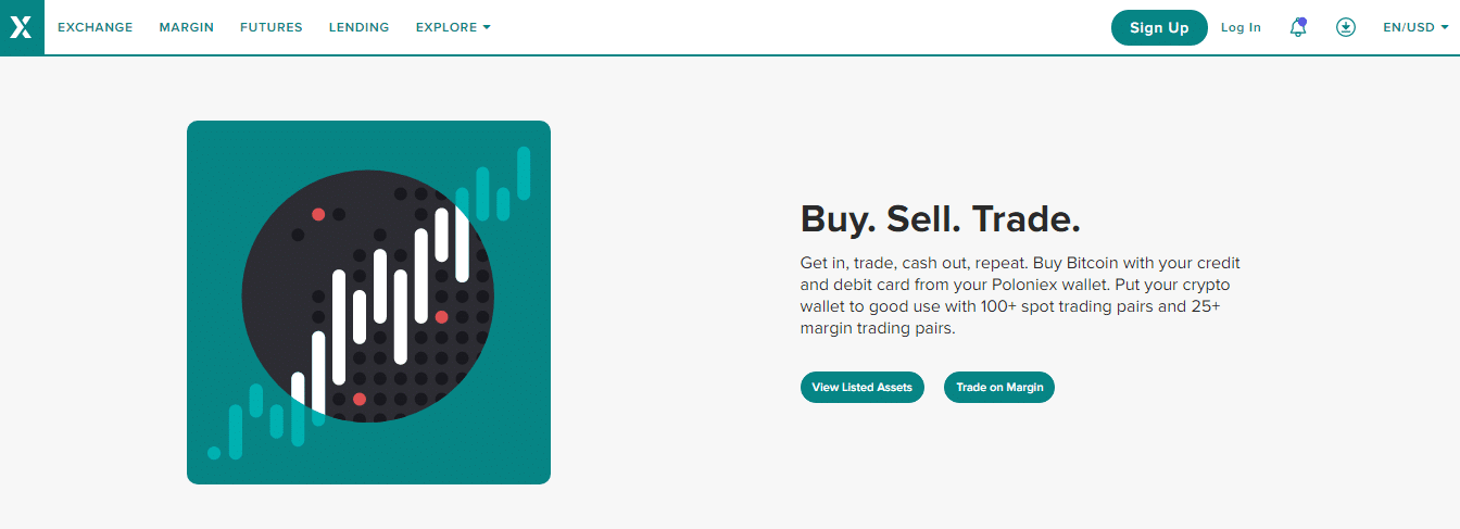 Buy Sell Trade On Poloniex