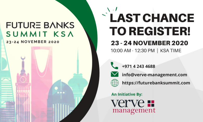 Future Banks Summit KSA 2020