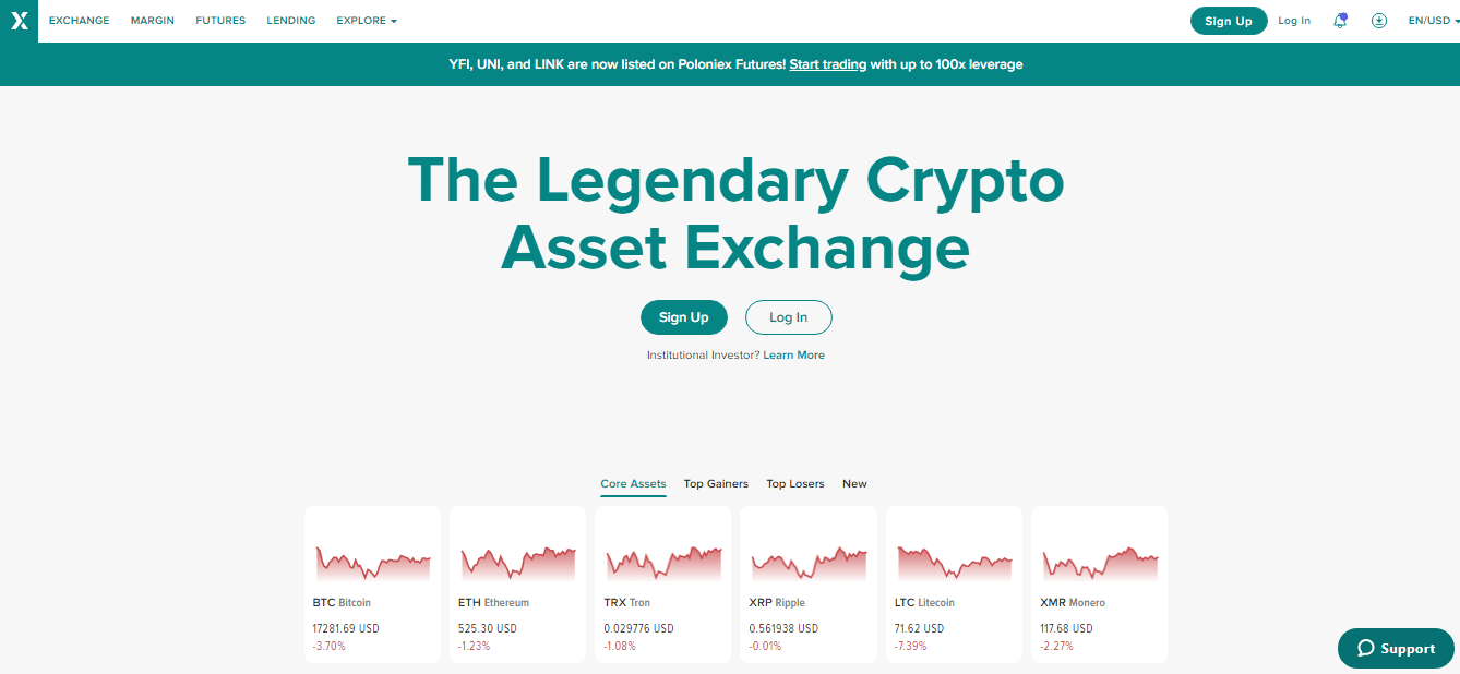 Poloniex-Review-Overview-about-the-Platform