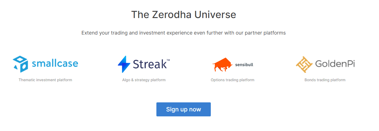 Zerodha Review 2020 - Partner