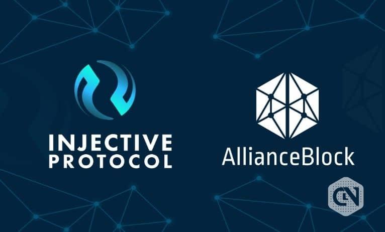 Injective & AllianceBlock Partner for Oil & Gas Futures