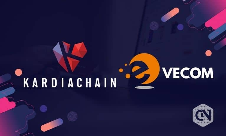 KardiaChain to Lead VECOM's Blockchain unit