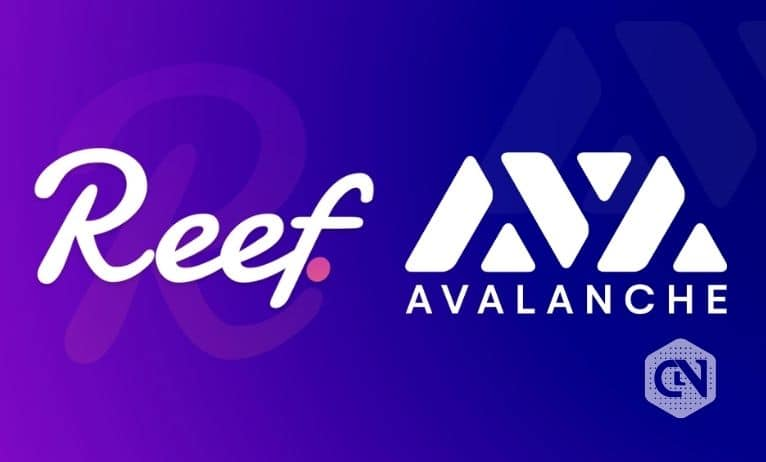Reef Finance Expands It DeFi Offerings; Collaborates with Avalanche