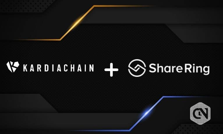 ShareRing and KardiaChain Partner To Boost Blockchain Mass Adoption