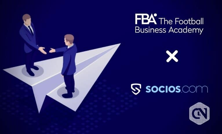 The FBA Strategic Partnership With Socios.com