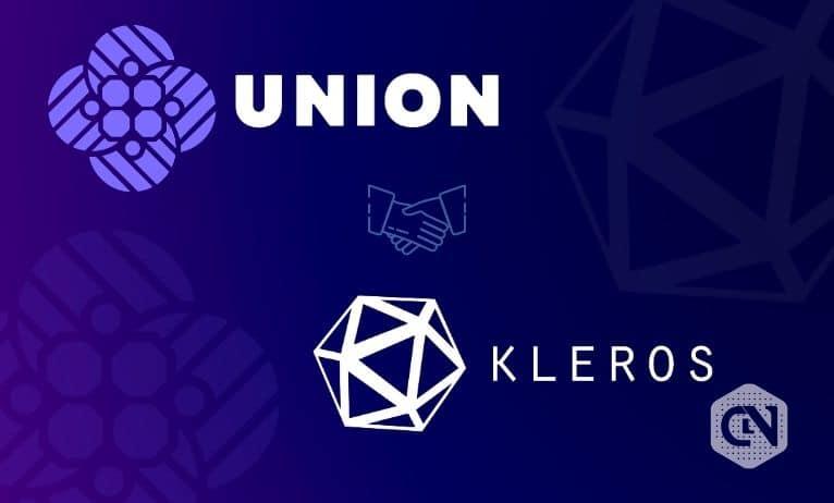 UNION & Kleros Partner for Third-Party Arbitration Protocol