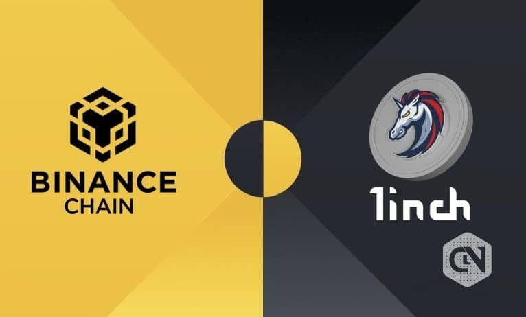 1inch Network Partners with Binance Smart Chain