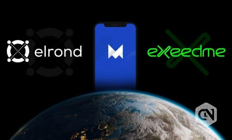 Exeedme and Elrond Partner to Accept eGold via Maiar