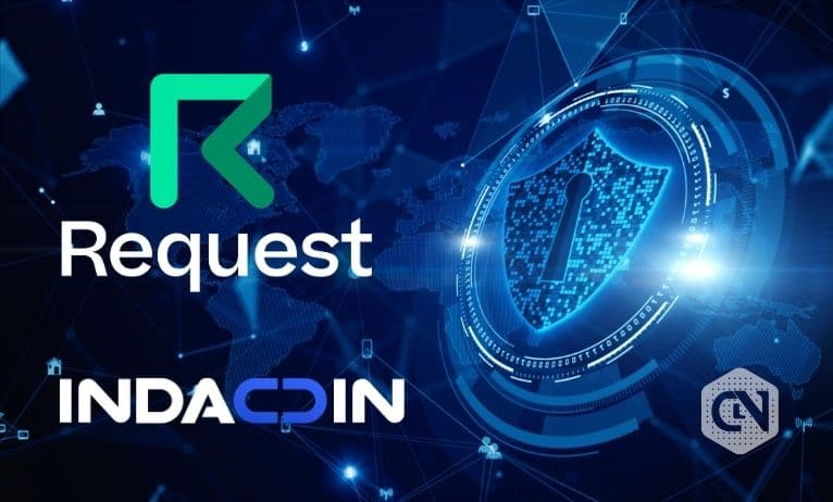Indacoin Joins Hands with Request.Network For Crypto Development