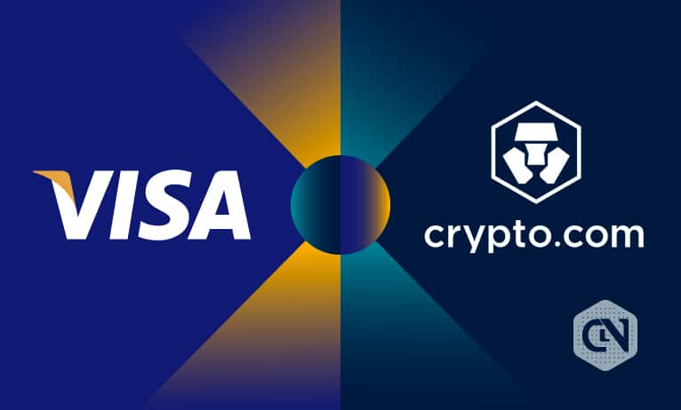 Crypto.com Extends its Global Partnership with Visa