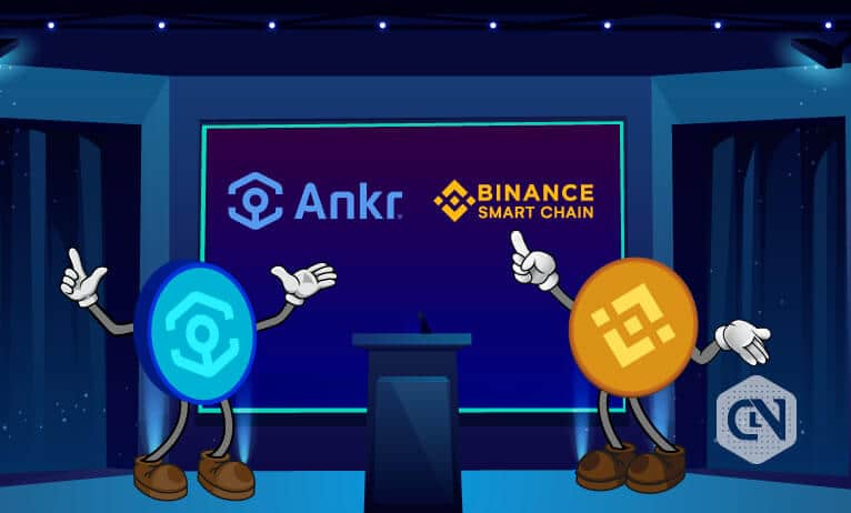 ETH Staking for BSC Gets Launched on Ankr Channel