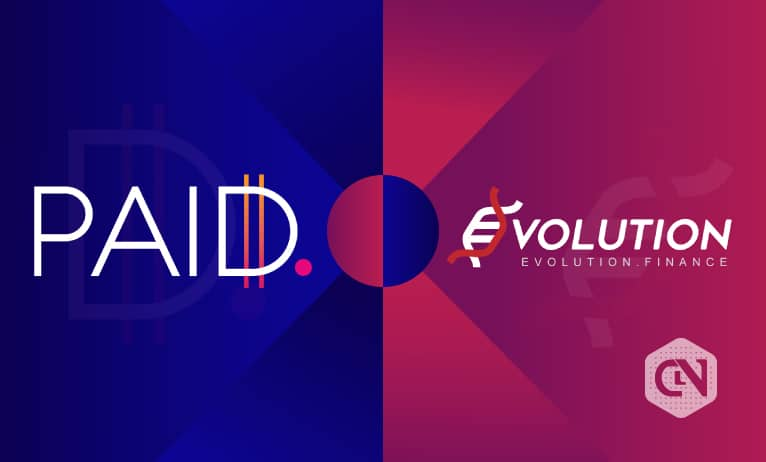 Evolution Finance Teams Up With PAID Network
