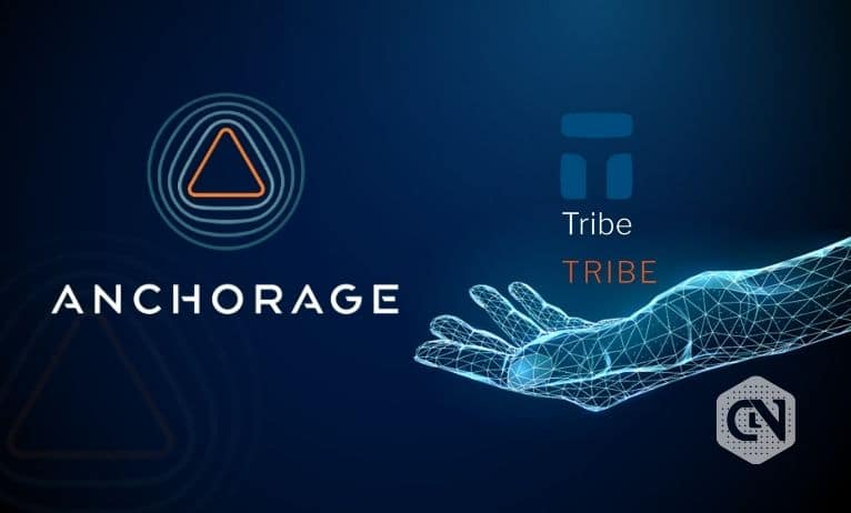 Anchorage Announces Support for TRIBE Token